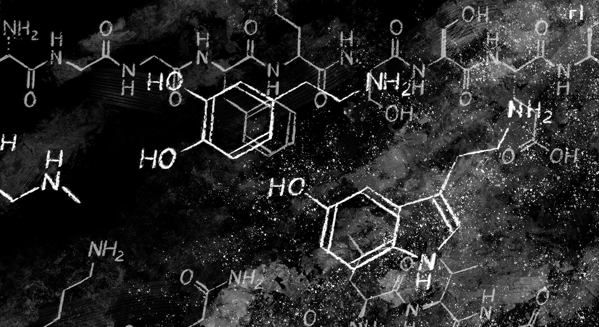 дофамин, серотонин, адреналин, эндорфины от Оксаны Бáйры