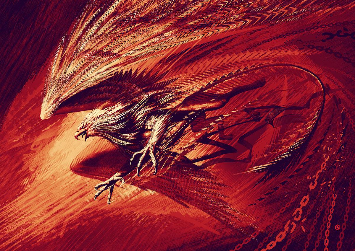 Ярость, Мистические звери